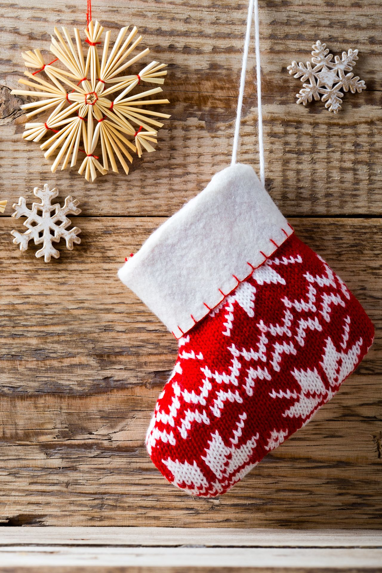 merry christmas decoration red sock 1280x1920
