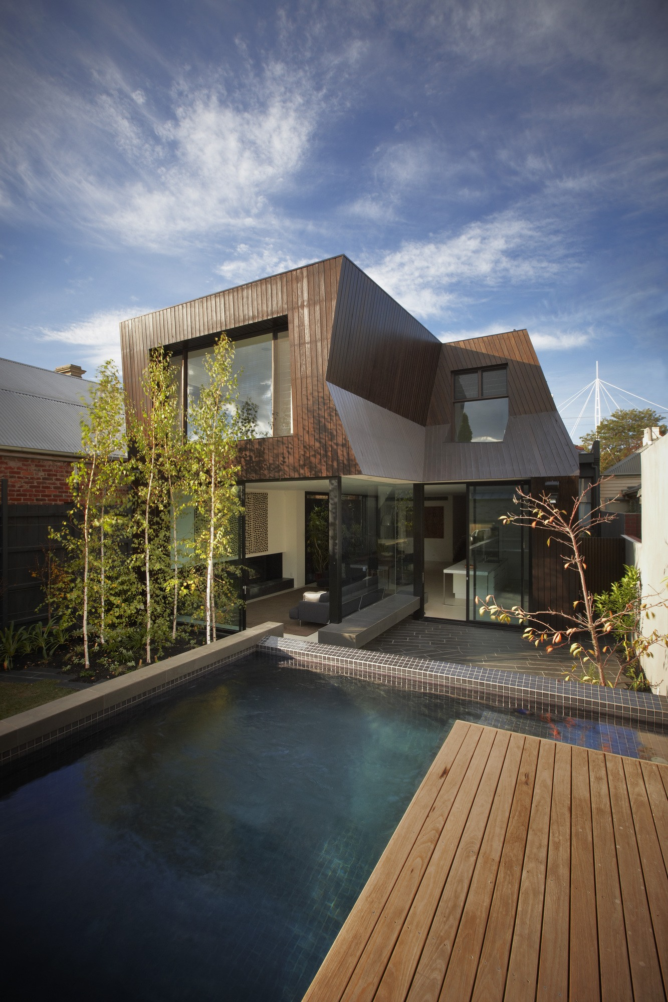 design building business architecture modern house pattern home symbol construction
