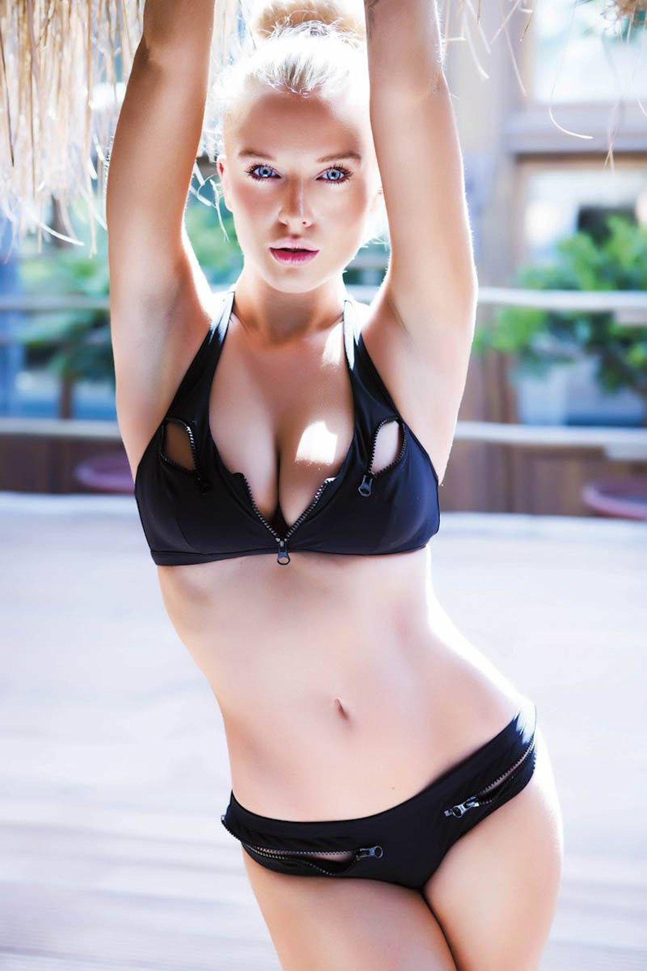 helen flanagan model girl sun good morning