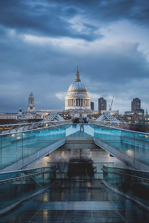 city london bridge capitol architecture building sky urban tourism
