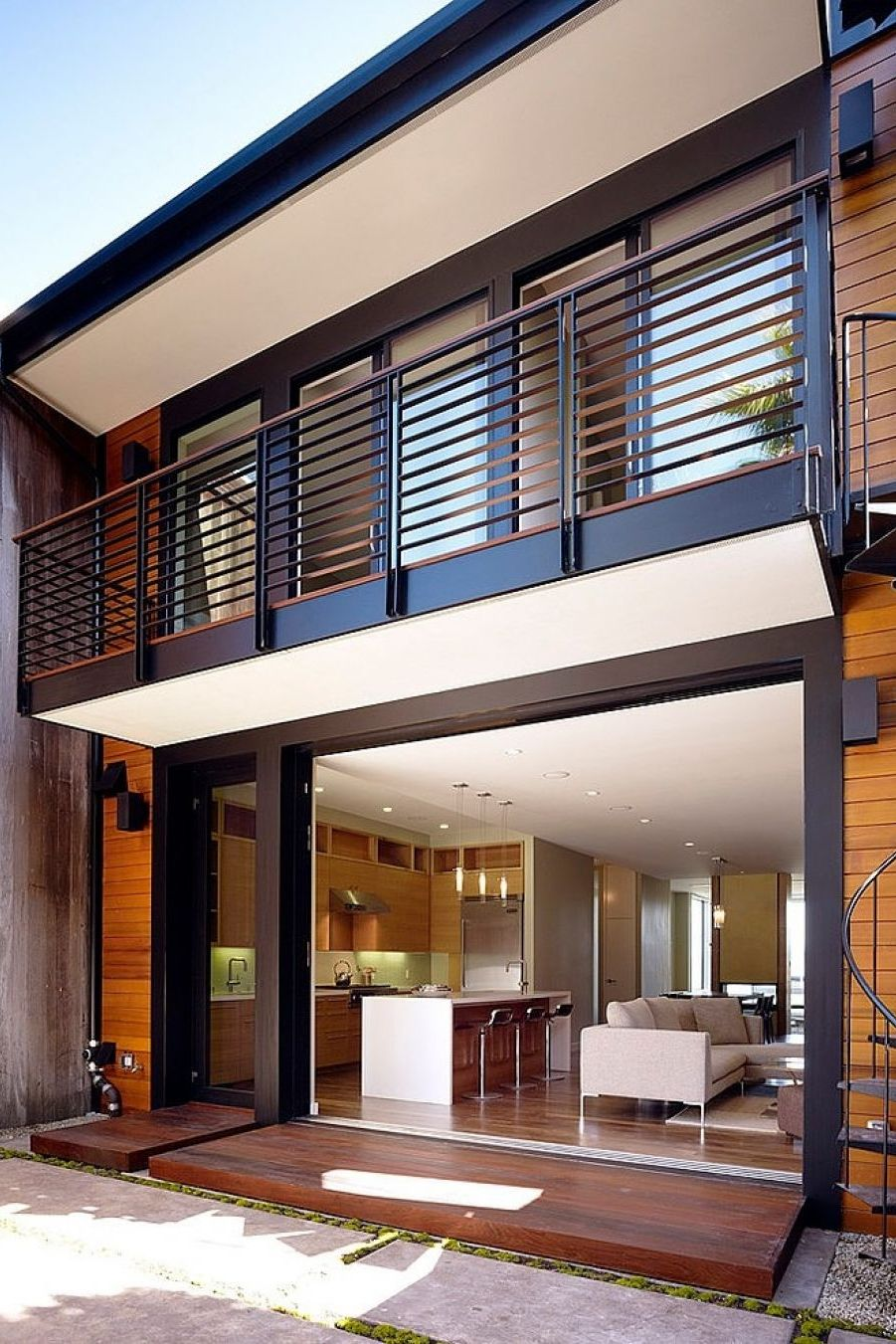 luxury building architecture house home window city floor urban wall modern