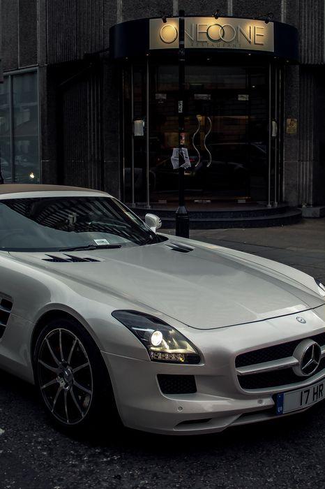 mercedes cls sportscar hotel luxury