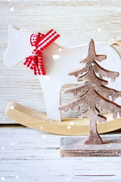 merry christmas xmas decoration horse tree 1280x1920