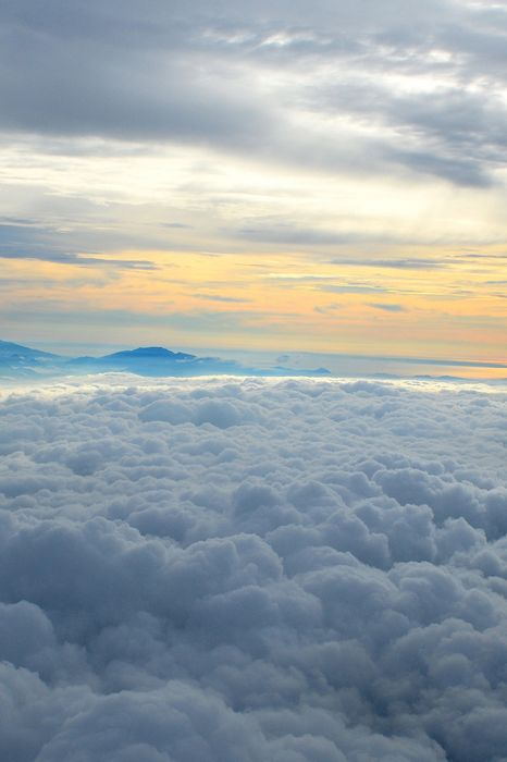 sky clouds weather cloudscape cloud sun heaven summer