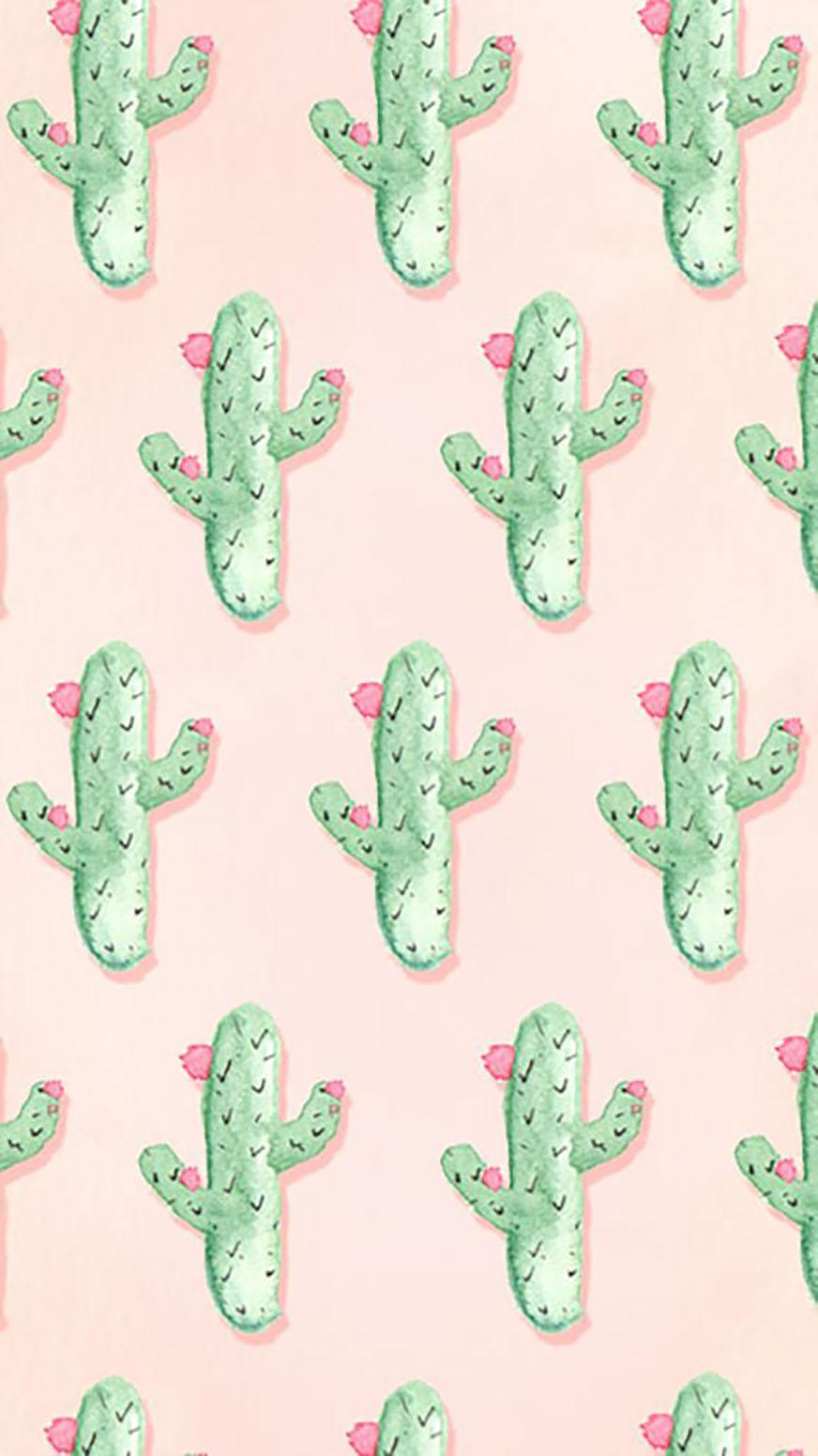 cactus green design art pattern drawing graphic symbol color background