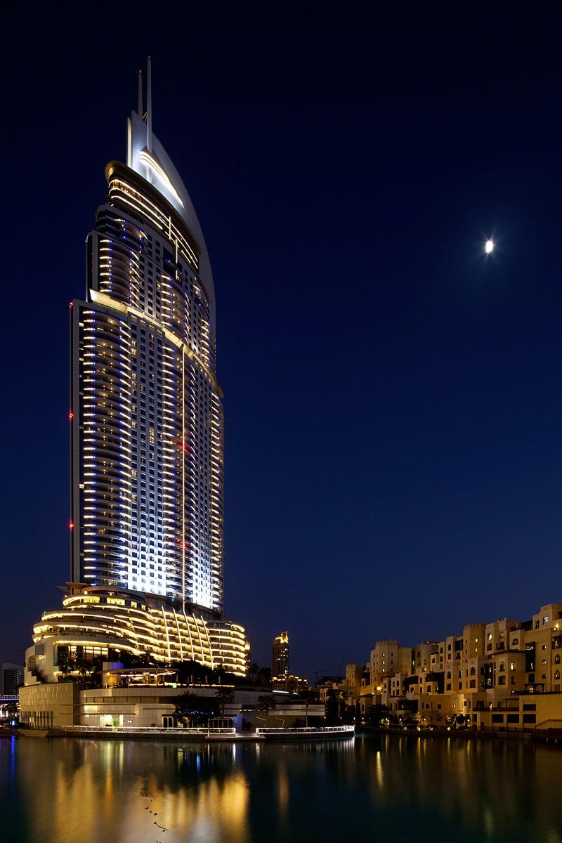 city dubai hotel architecture cityscape building skyscraper