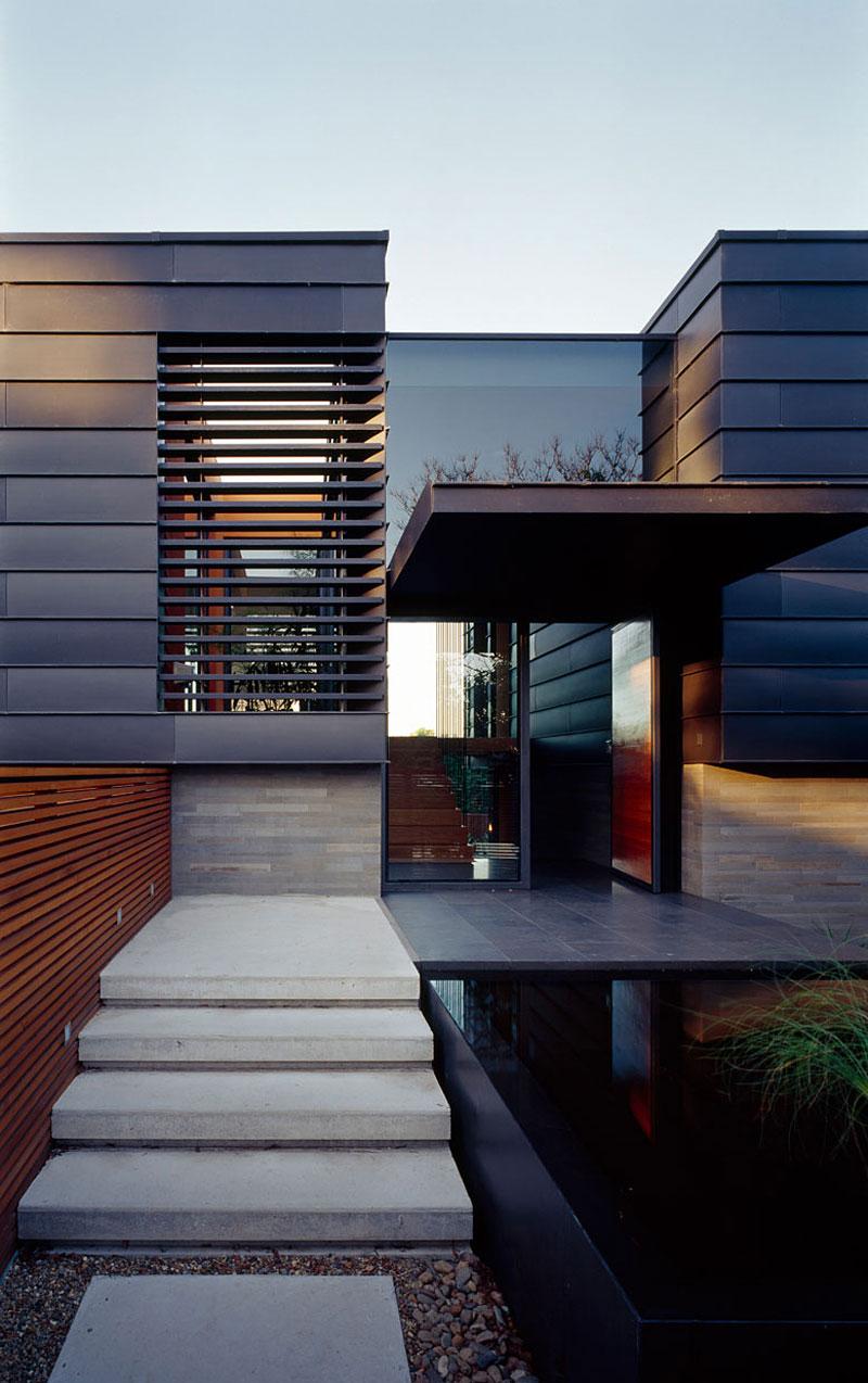 architecture luxury house home urban door modern