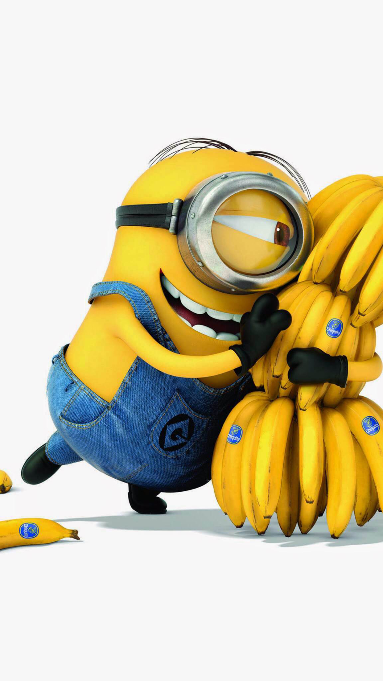 minions cartoon clip art banana drawing funny