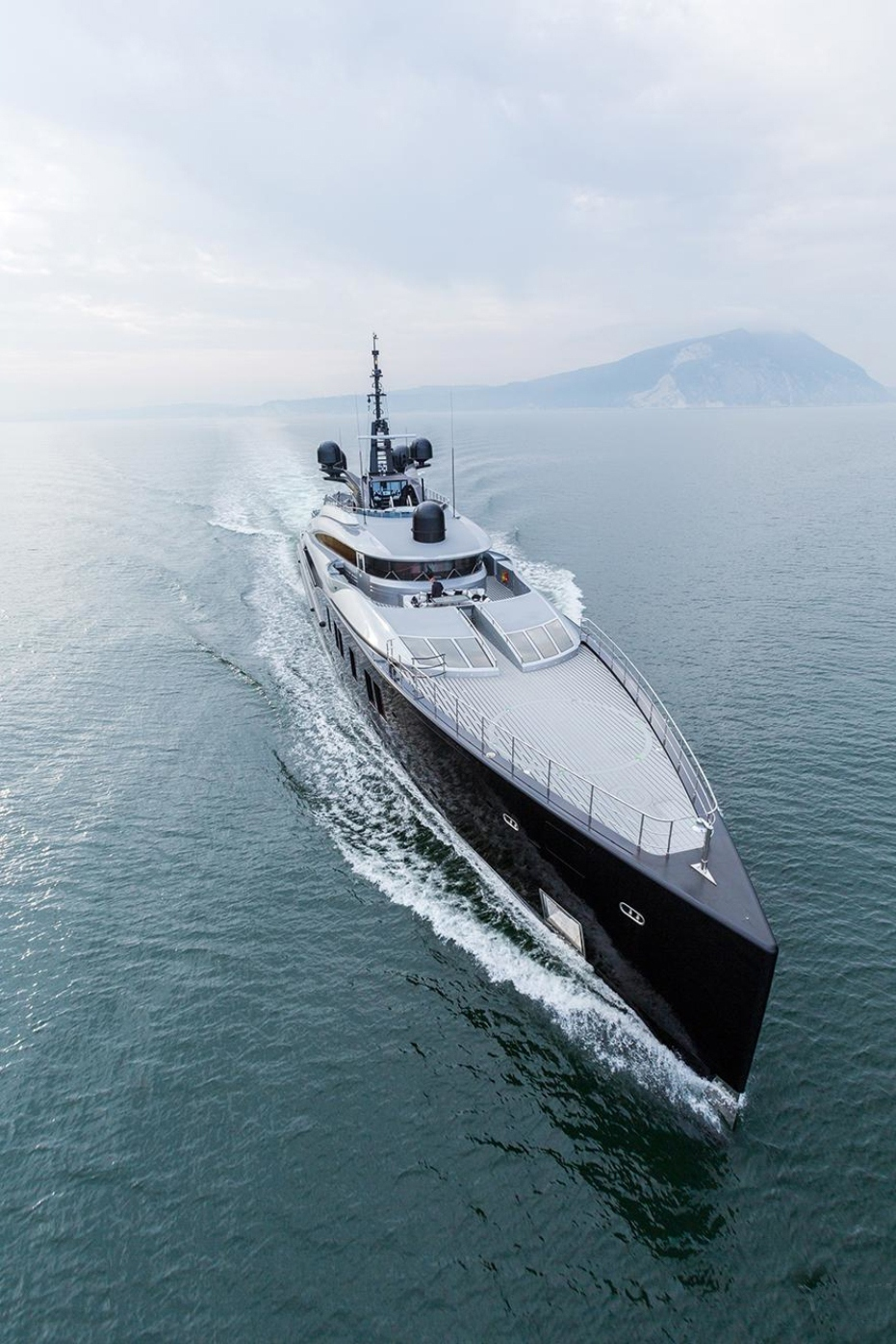 okto 66m isa superyacht boat ship submarine sea ocean water