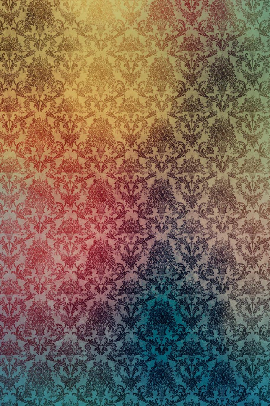 pattern floral wallpaper decorative texture design background
