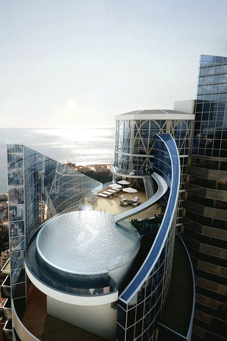 luxury sky water building travel sun modern light business architecture solar