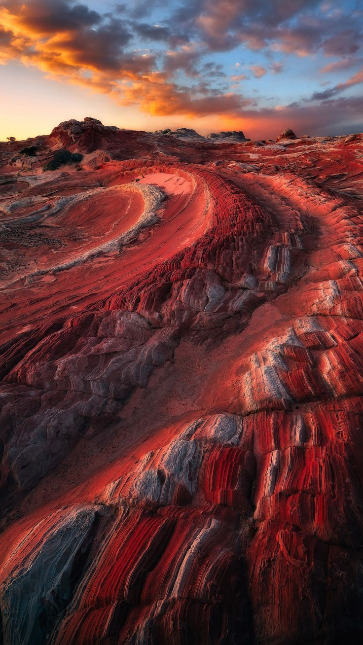 vermilion cliffs national monument canyon mountain valley rock geological formation landscape