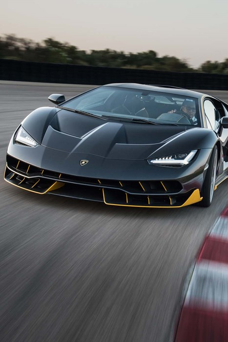 centenario lamborghini sportscar asphalt vehicle action fast race road