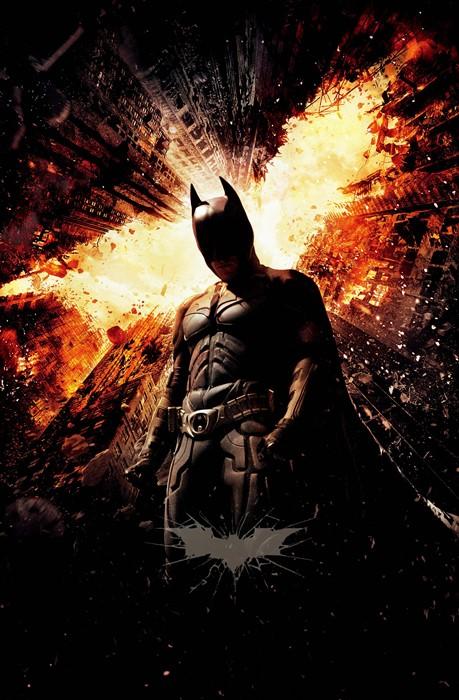 batman dc dark flame smoke light movie danger man nolan