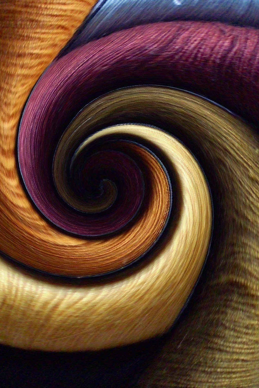 background spiral texture abstract pattern blur design art color curve twist shape