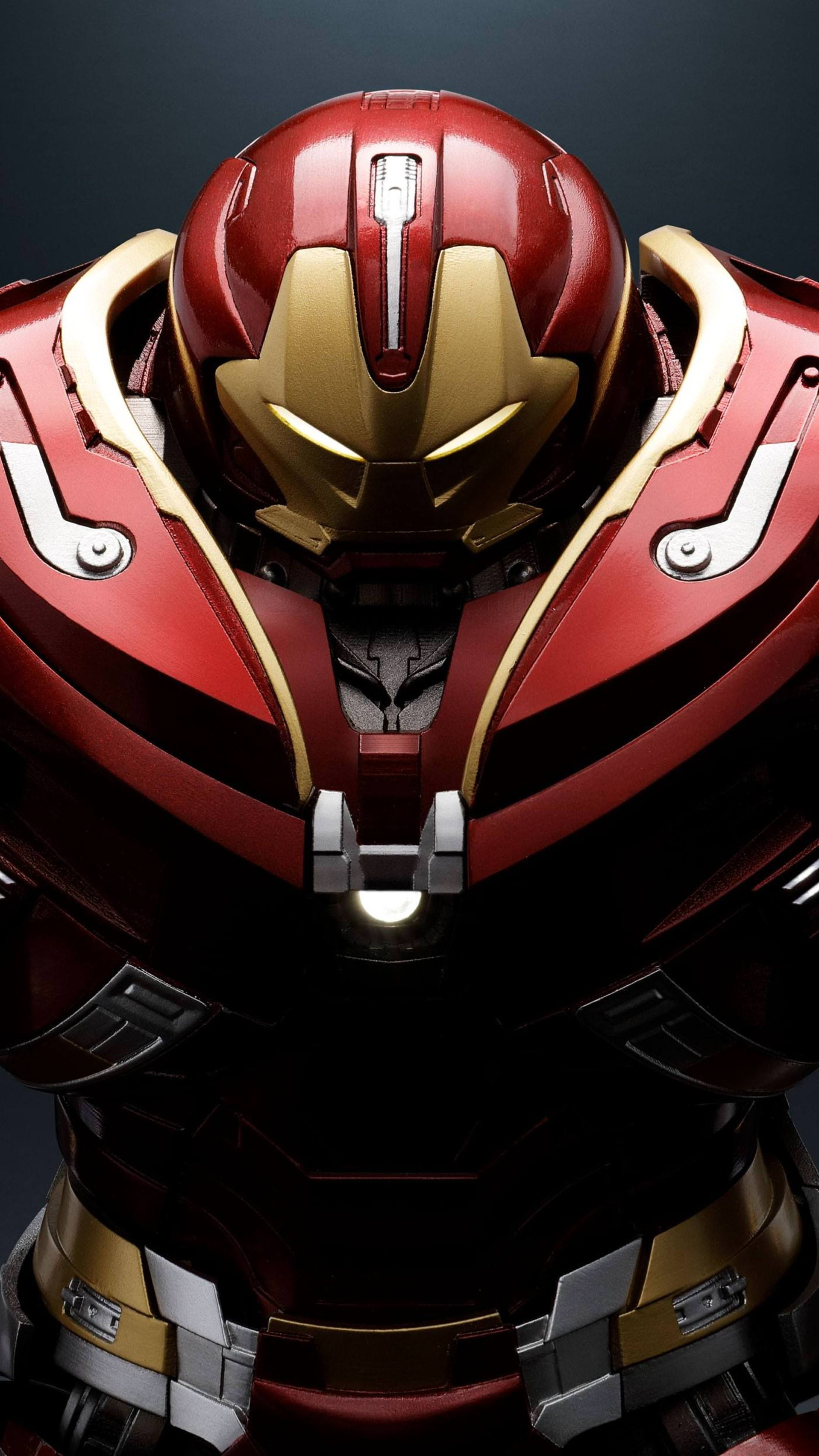 marvel hulkbuster iron helmet shield comics robot