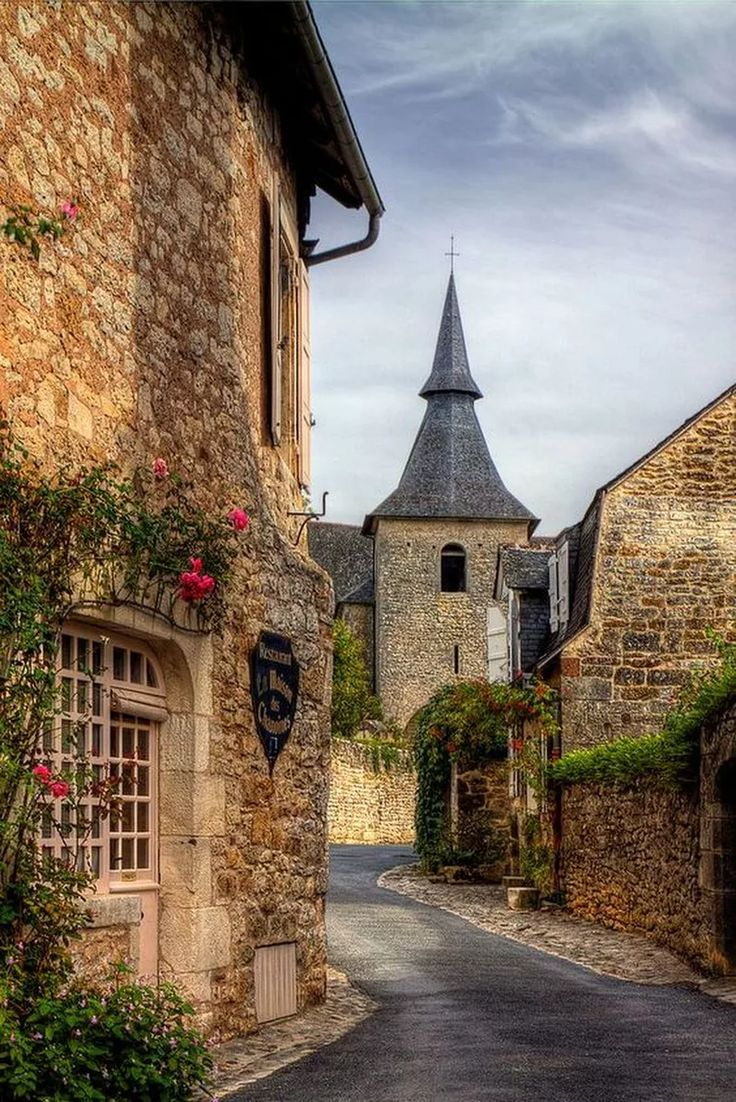old building gothic house travel street town ancient wall outdoors