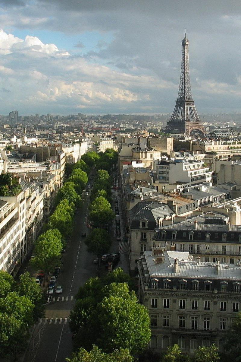 paris france travel city architecture cityscape skyline urban tourism eiffel tower