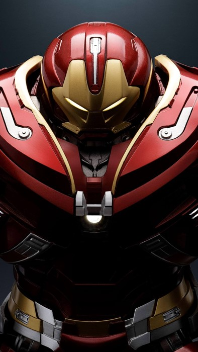 marvel hulkbuster iron helmet shield comics robot
