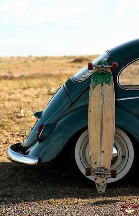 skateboard vehicle car retro vintage wheel outdoors one summer people travel