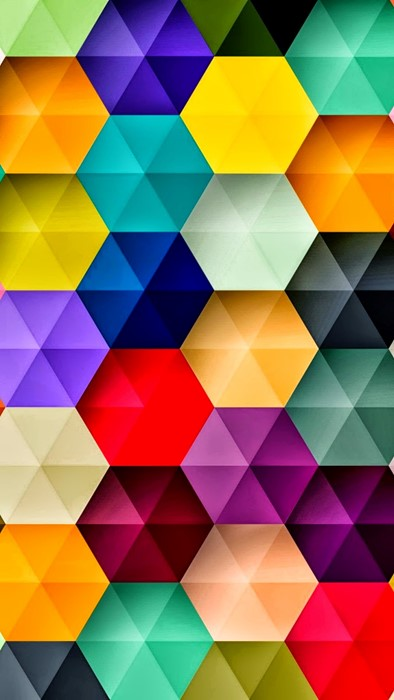 background geometric graphic mosaic art illustration polygon triangle