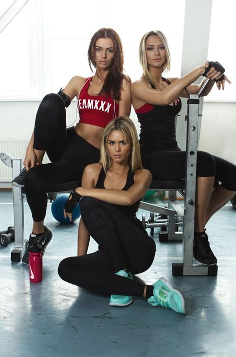 fitness weight sports equipment girls sexy retegan exercise gym