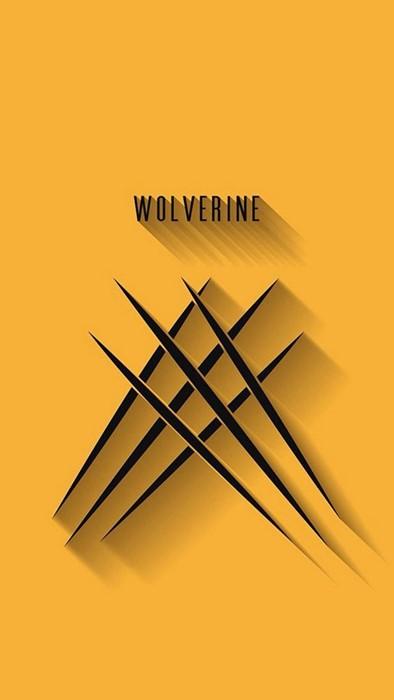 wolverine xmen illustration design art symbol graphic vector image sign