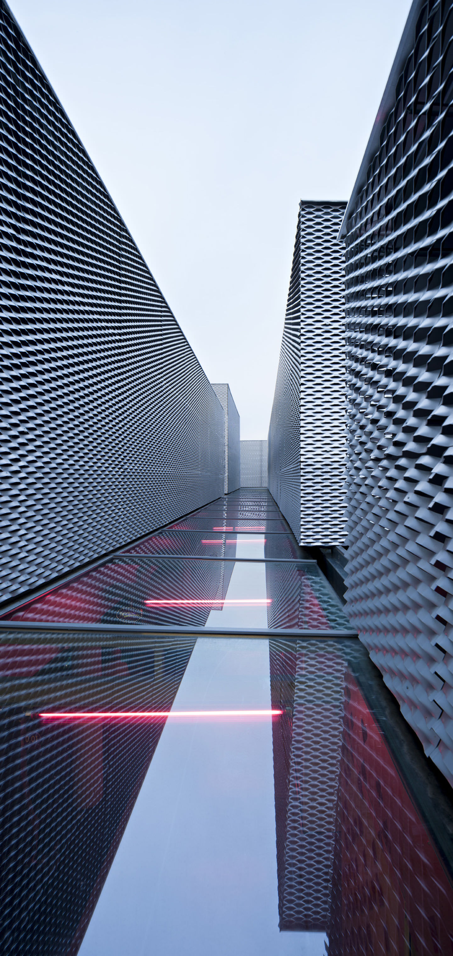 buildings walls office architecture city modern business steel urban futuristic building
