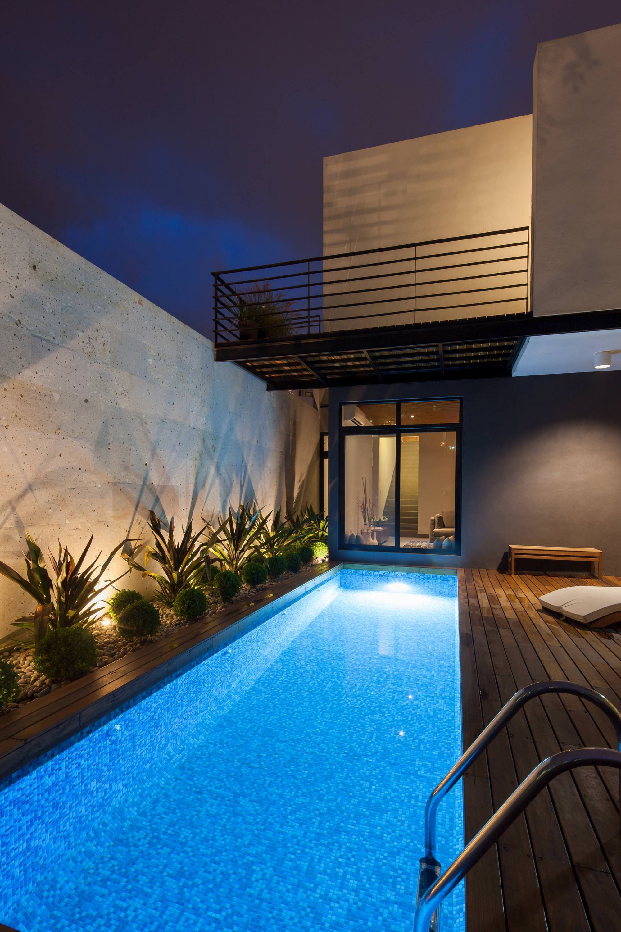 hotel luxury swimming pool architecture window light business city water