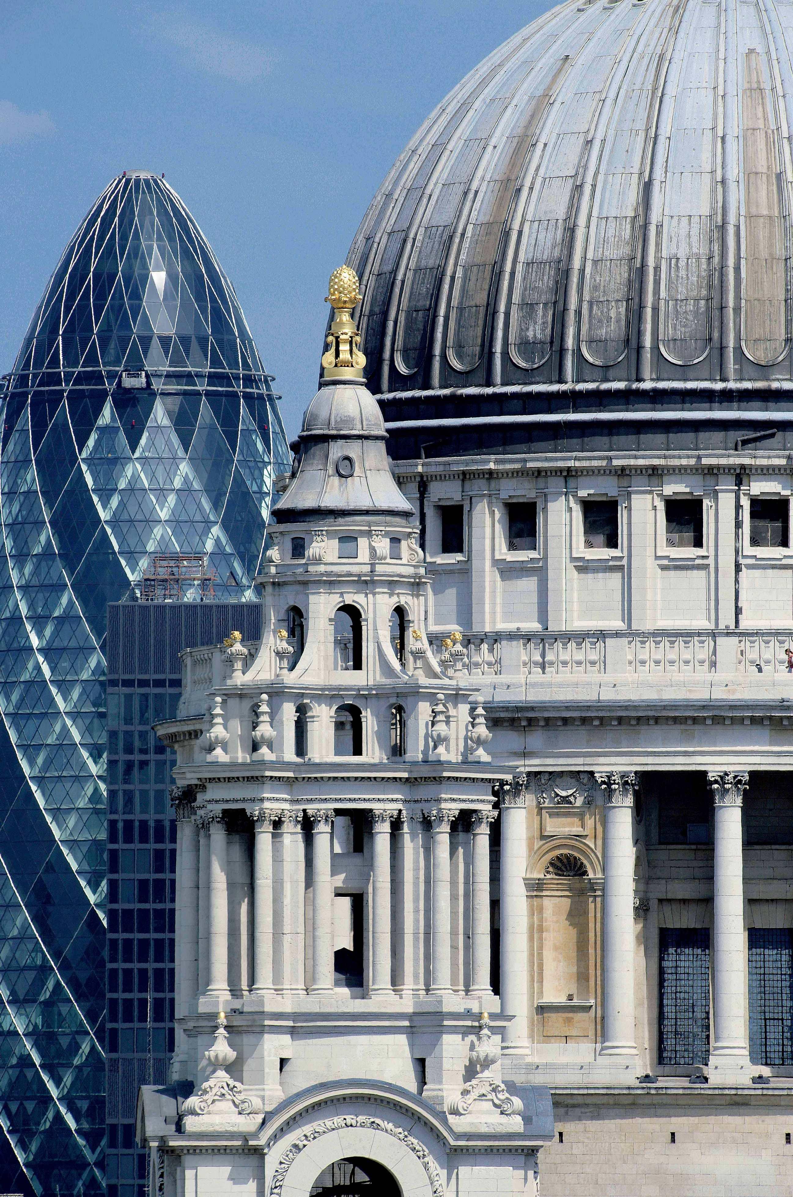 london architecture building travel city dome sky religion tourism landmark urban
