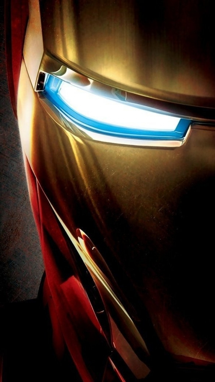 ironman marvel comics superhero mask macro light