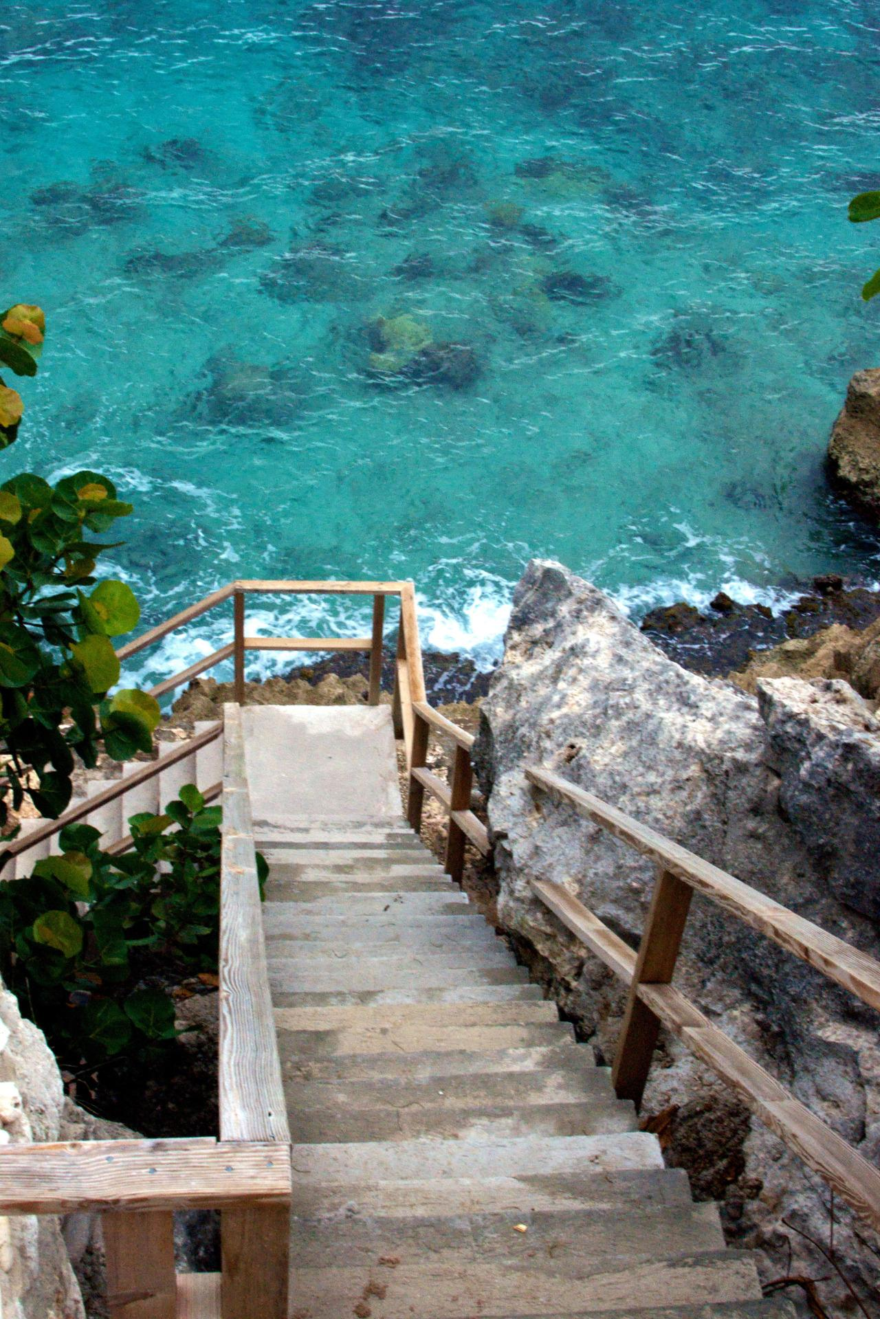 stairs beach water travel tropical ocean sea vacation nature step summer swimming