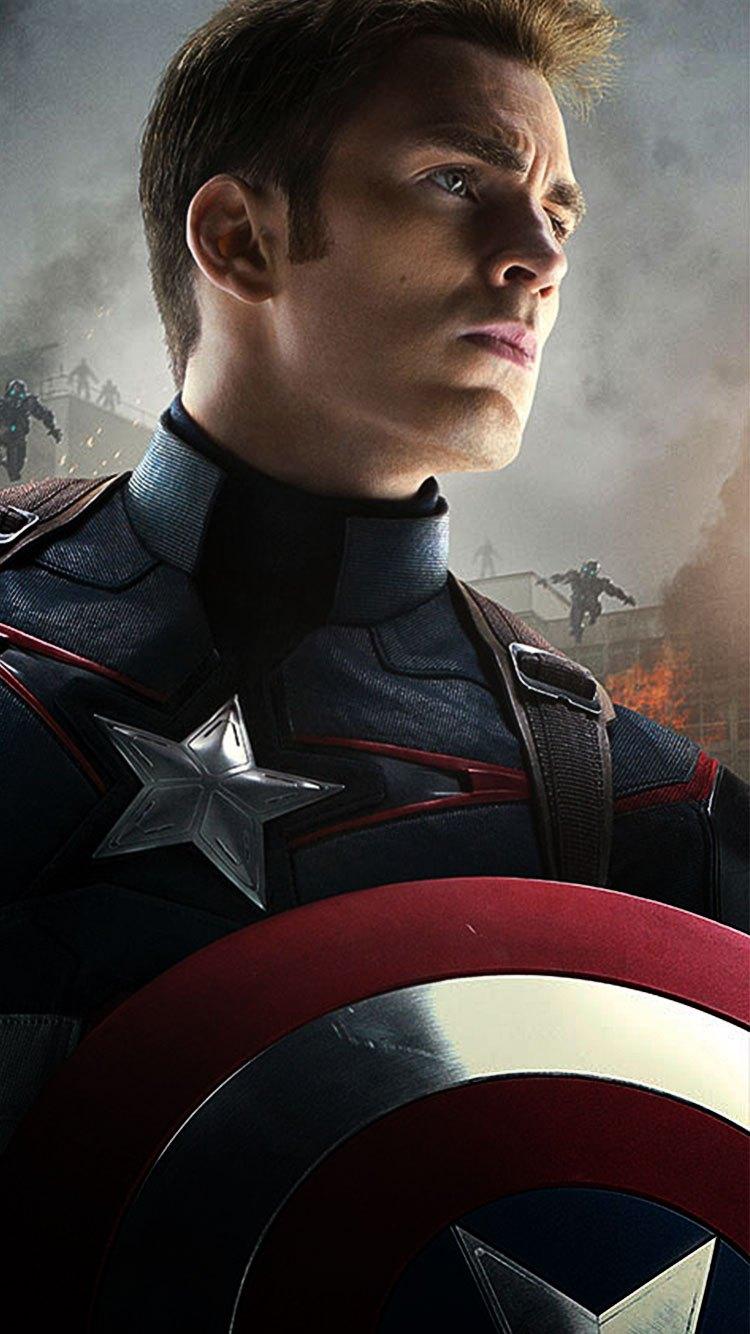 captain america marvel comics hero star shield