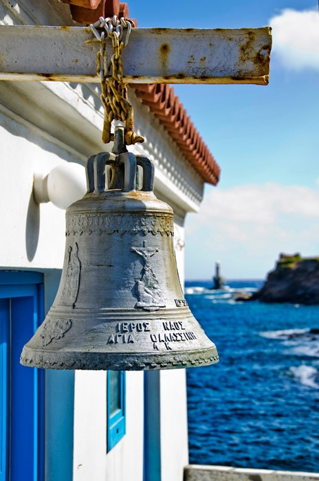 travel bell sky water architecture sea summer old seashore beach nature