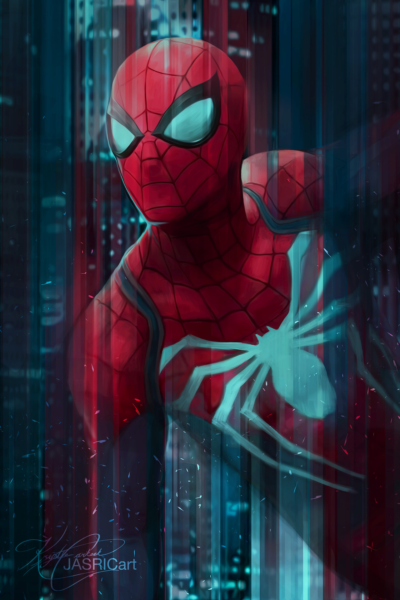 spiderman comics art marvel superhero wallpaper