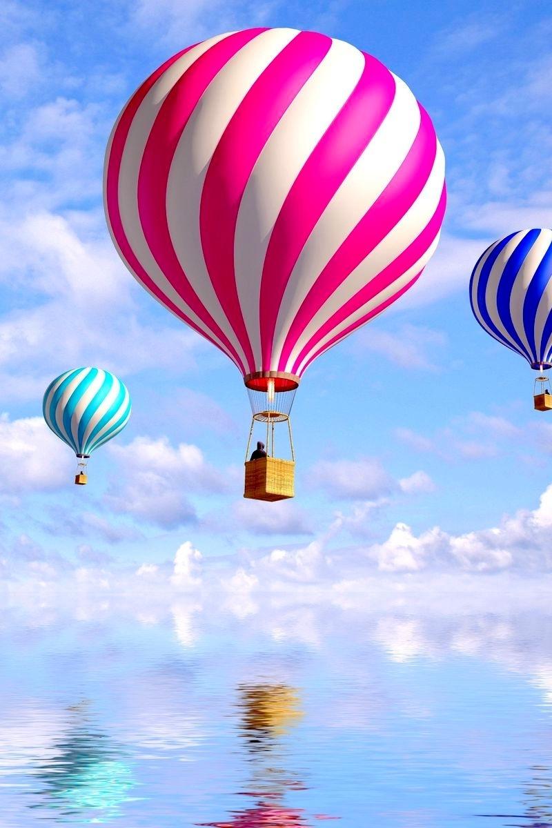 balloon freedom sky air adventure travel flight summer wind