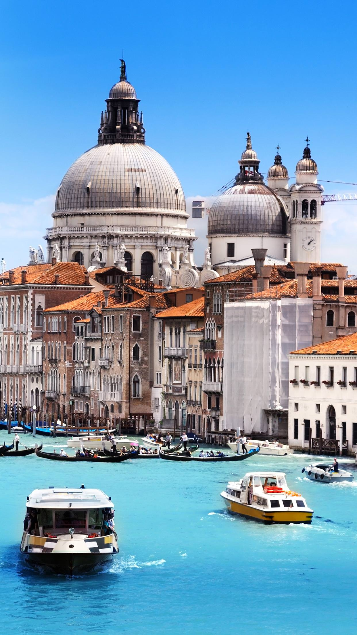venice italy travel architecture city water building tourism sky church dome religion