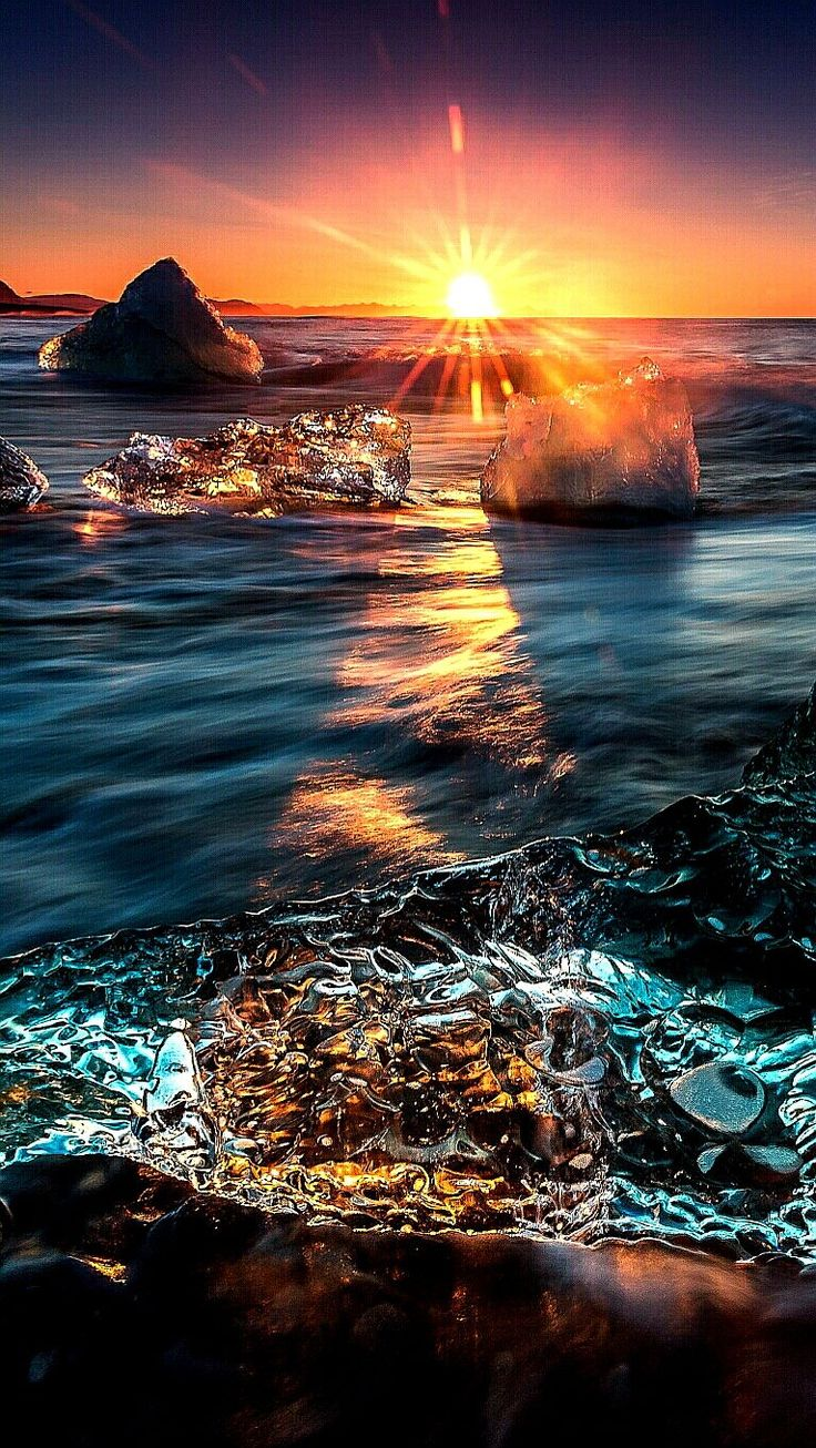 water sunset sea ocean dawn evening travel beach sun dusk seashore